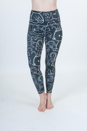 Yoga Cat Legging