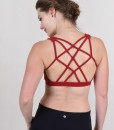 Infinity Bra Top_Red